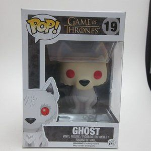 Game of Thrones Ghost Funko